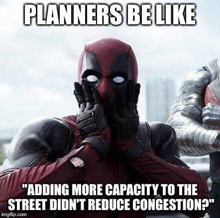 urban planning meme traffic